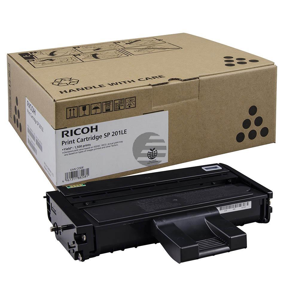 Ricoh Toner-Kit schwarz (407999, TYPE-SP201E)
