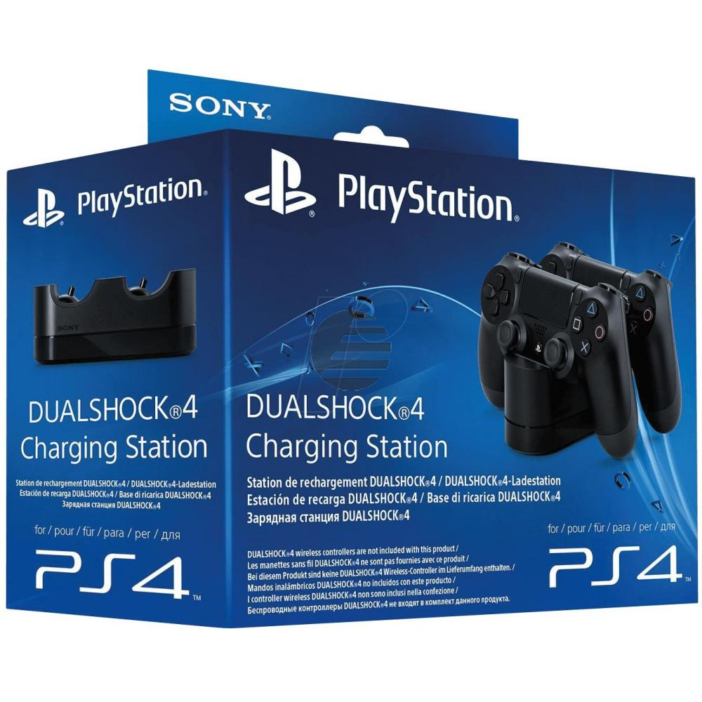 Sony PlayStation 4 PS4 Dual Shock 4 Ladestation