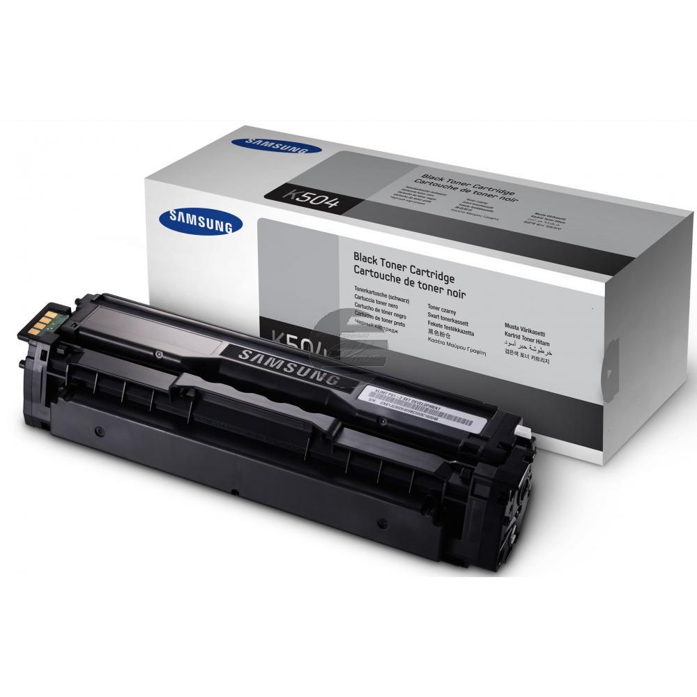 HP Toner-Kit schwarz (SU158A, K504)