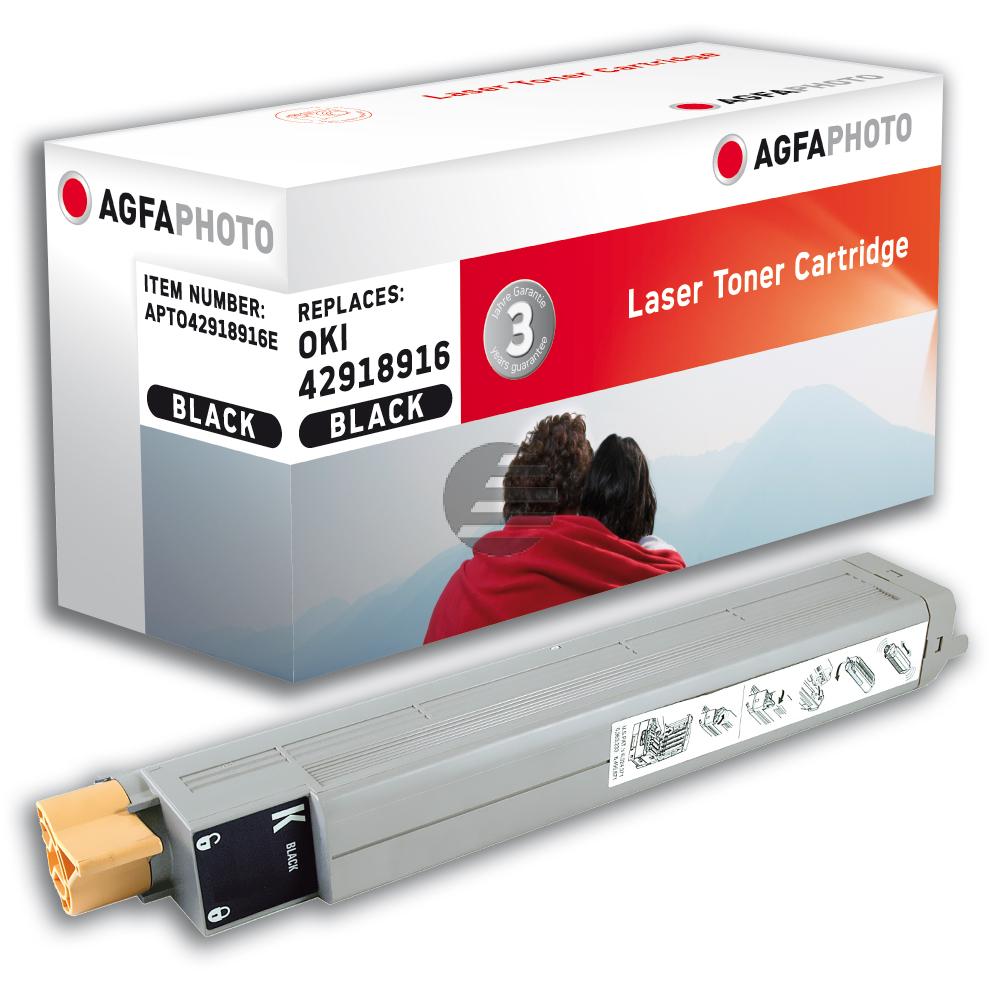 Agfaphoto Toner-Kit schwarz (APTO42918916E)