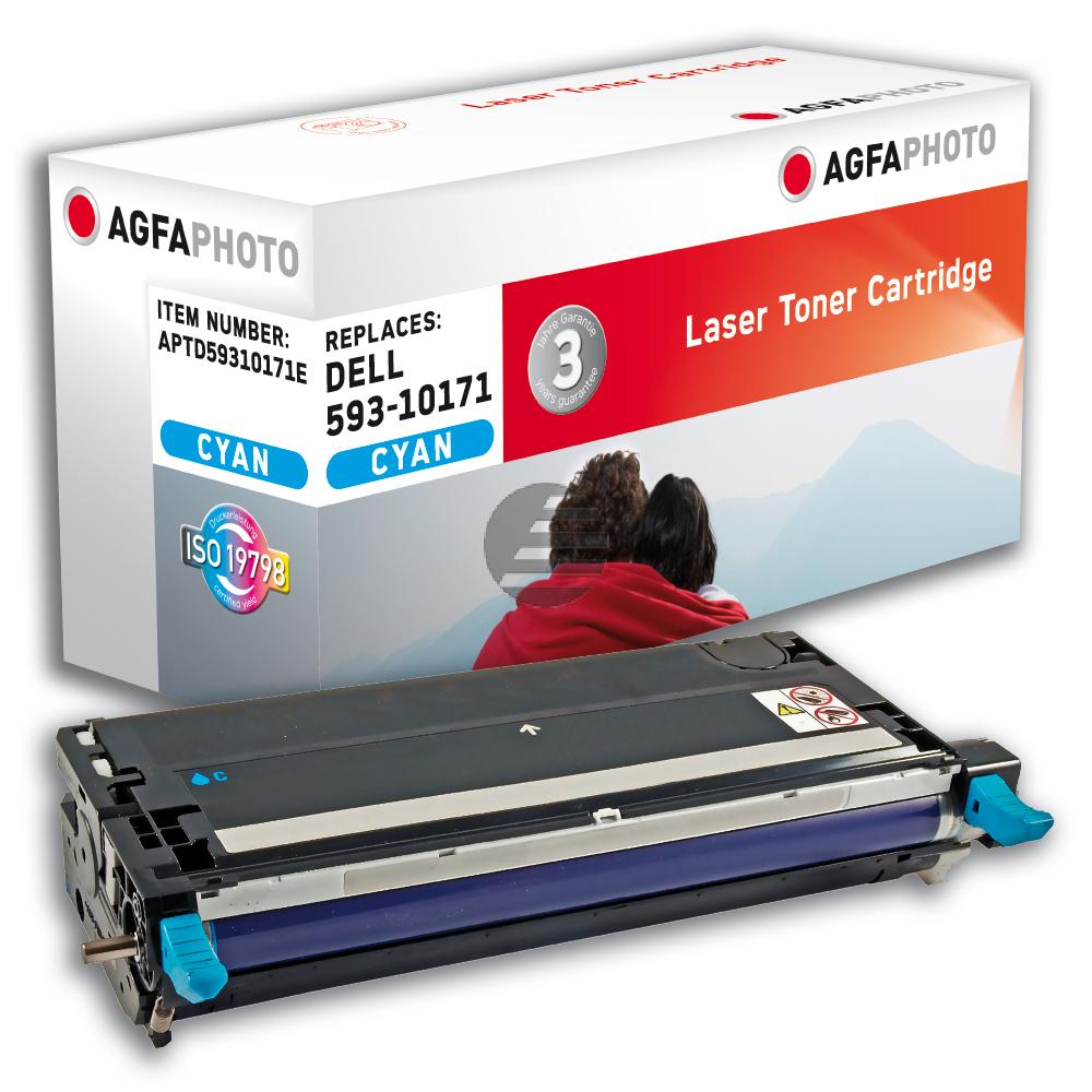 Agfaphoto Toner-Kartusche cyan HC (APTD59310171E)