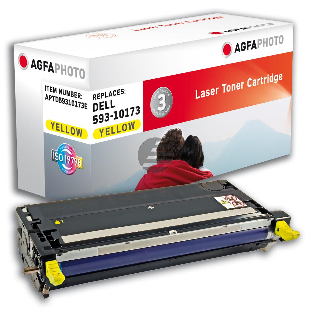 Agfaphoto Toner-Kartusche gelb HC (APTD59310173E)