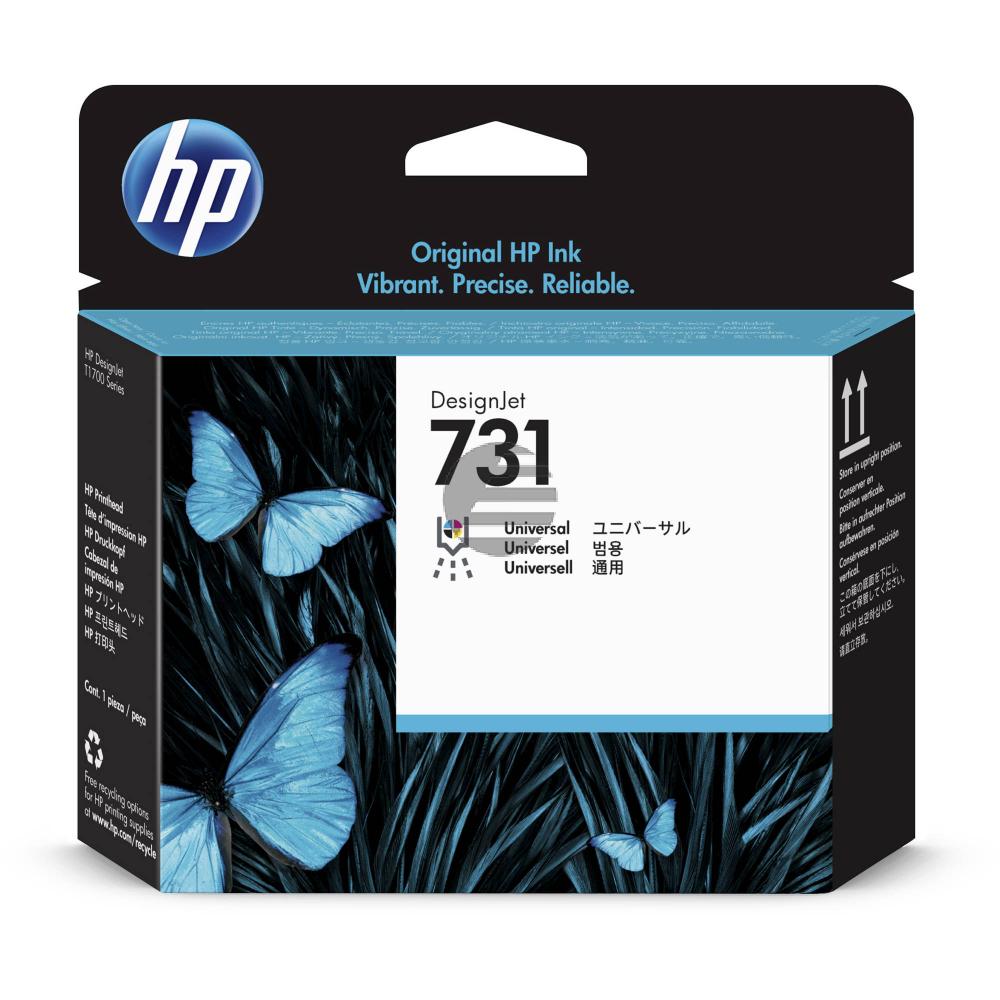 HP Tintendruckkopf (P2V27A, 731)