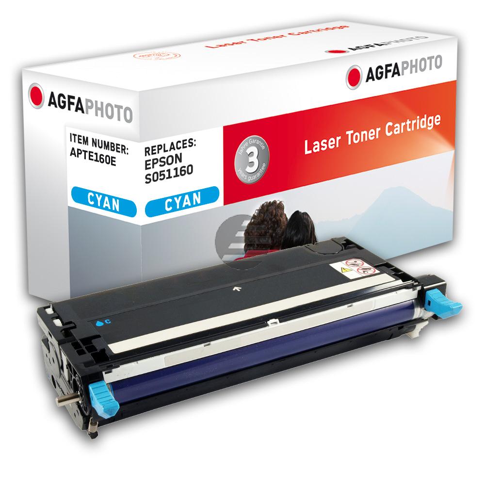 APTE160E AP EPS. ALC2800 TONER CYA S051160 6000Seiten ersetzt C13S051160 / 1160