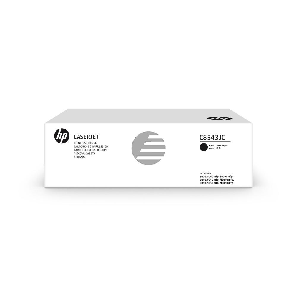 HP Toner-Kartusche schwarz (C8543JC, 43X)