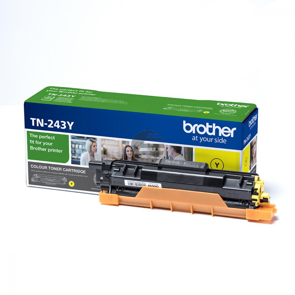 Brother Toner-Kartusche gelb (TN-243Y)
