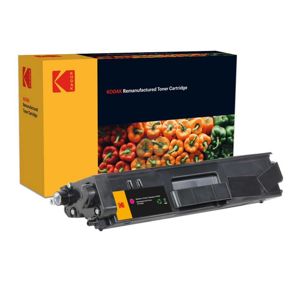 Kodak Toner-Kit magenta (185B032503) ersetzt TN-325M