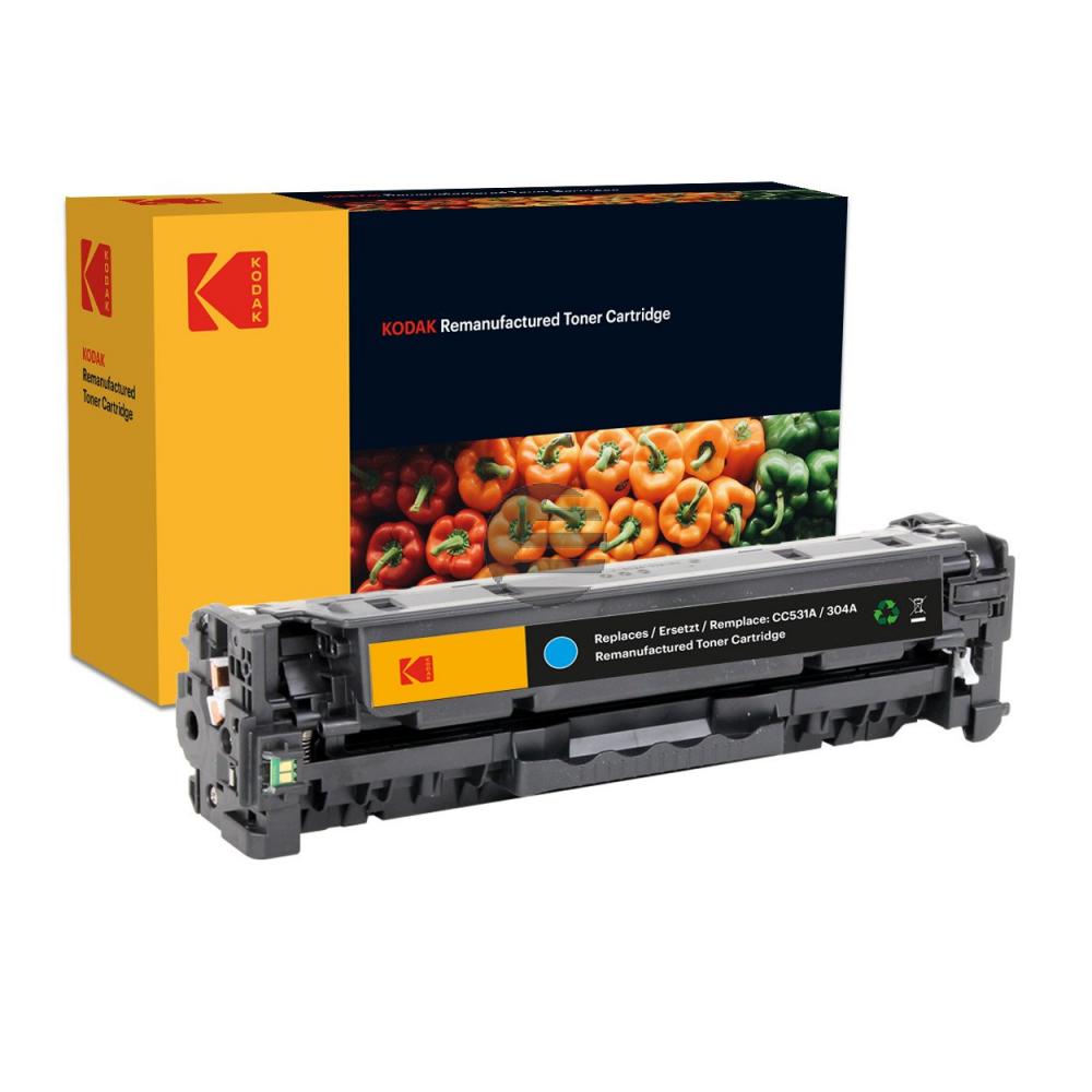 Kodak Toner-Kartusche cyan (185H053102)
