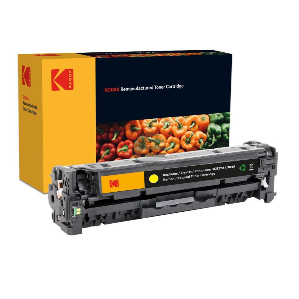 Kodak Toner-Kartusche gelb (185H053204)