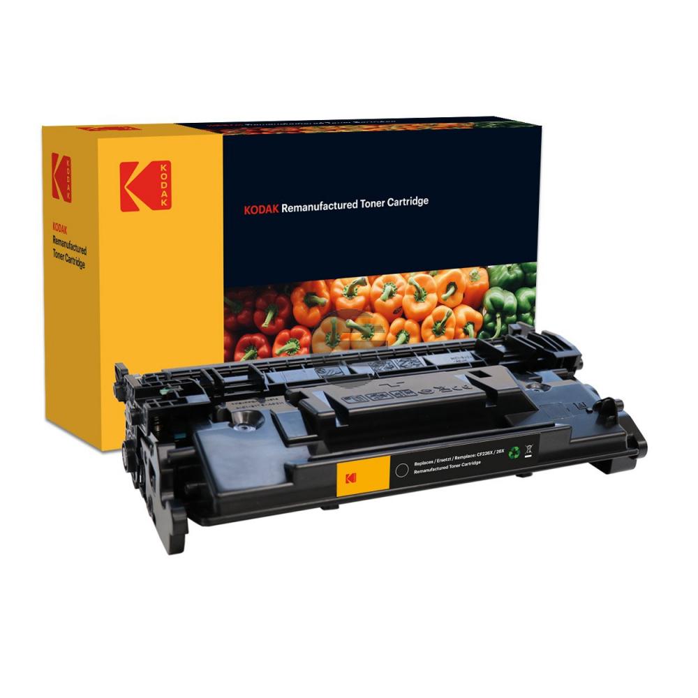 Kodak Toner-Kartusche schwarz HC (185H022630) ersetzt CF226X / 26X