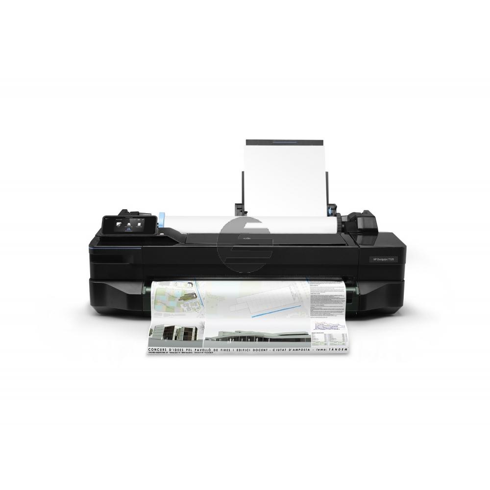 HP Designjet T120 24 in 61 cm ePrinter (CQ891C#B19)