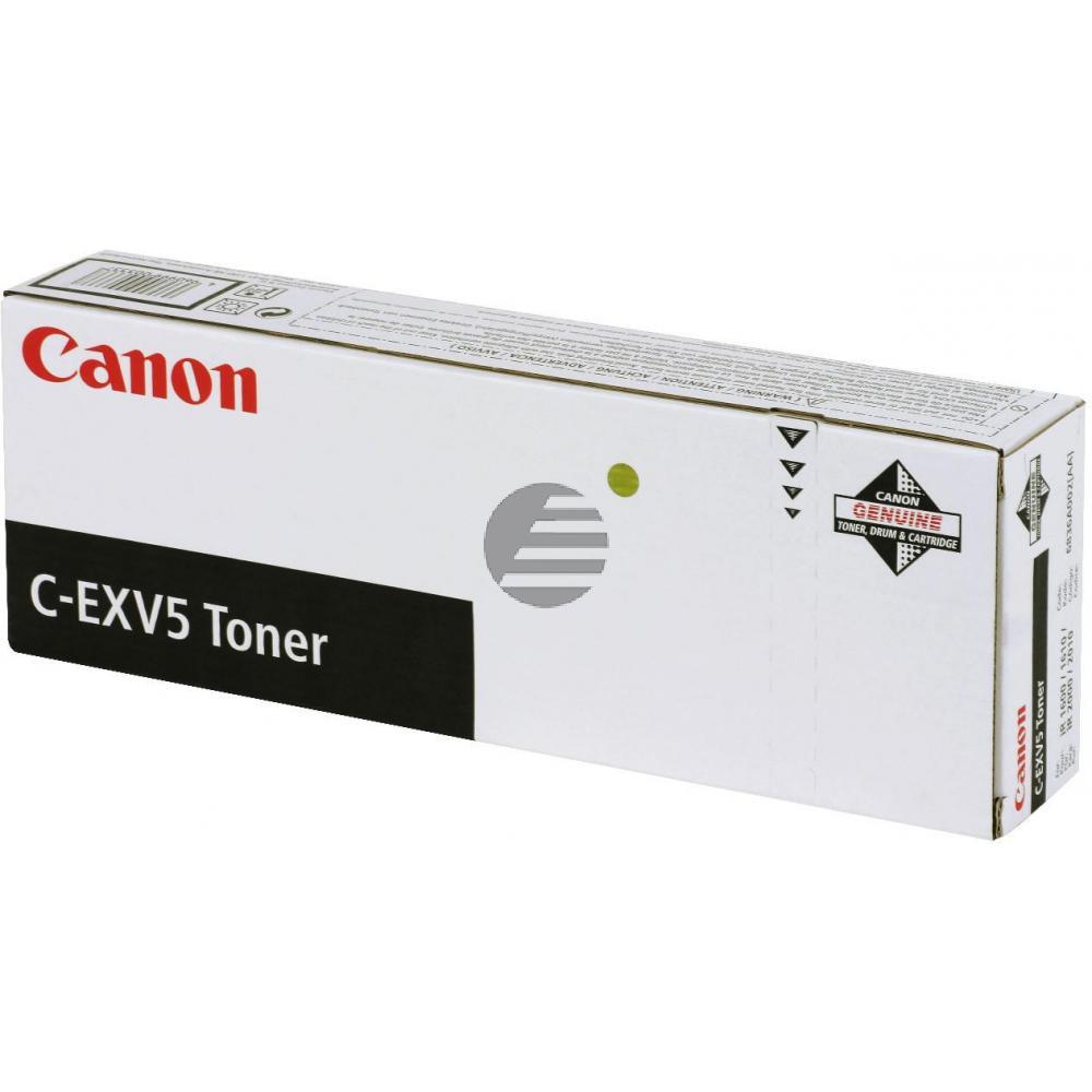 Canon Toner-Kartusche schwarz (6836A002, C-EXV5)