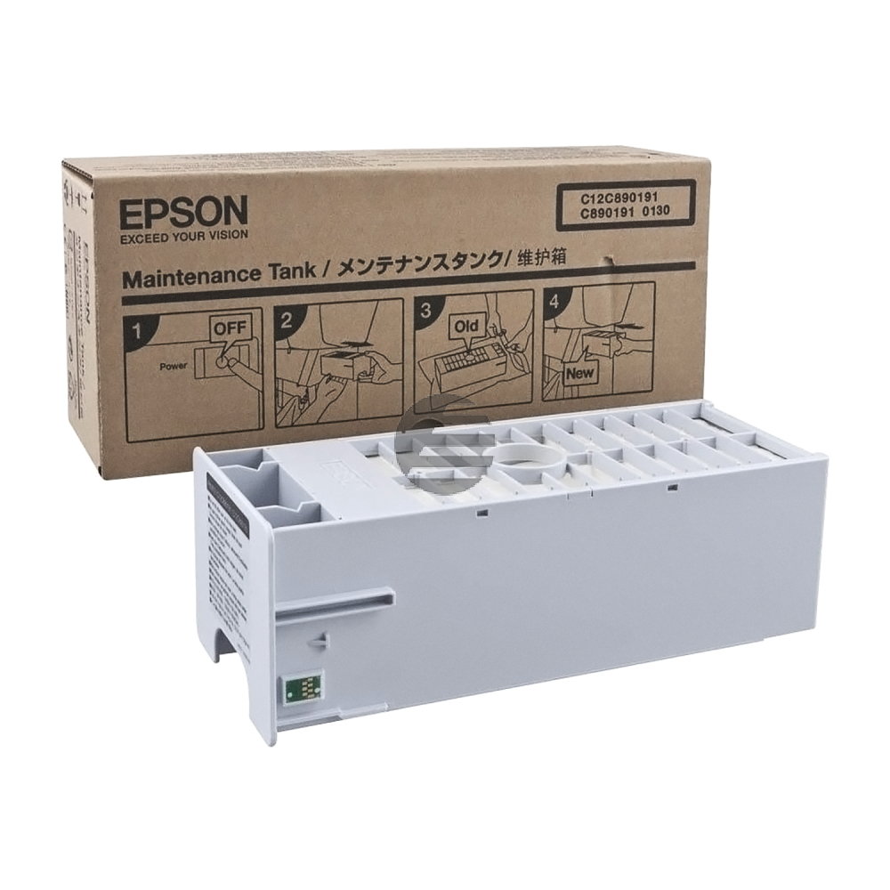Epson Maintenance-Kit (C12C890191, PXMT2)