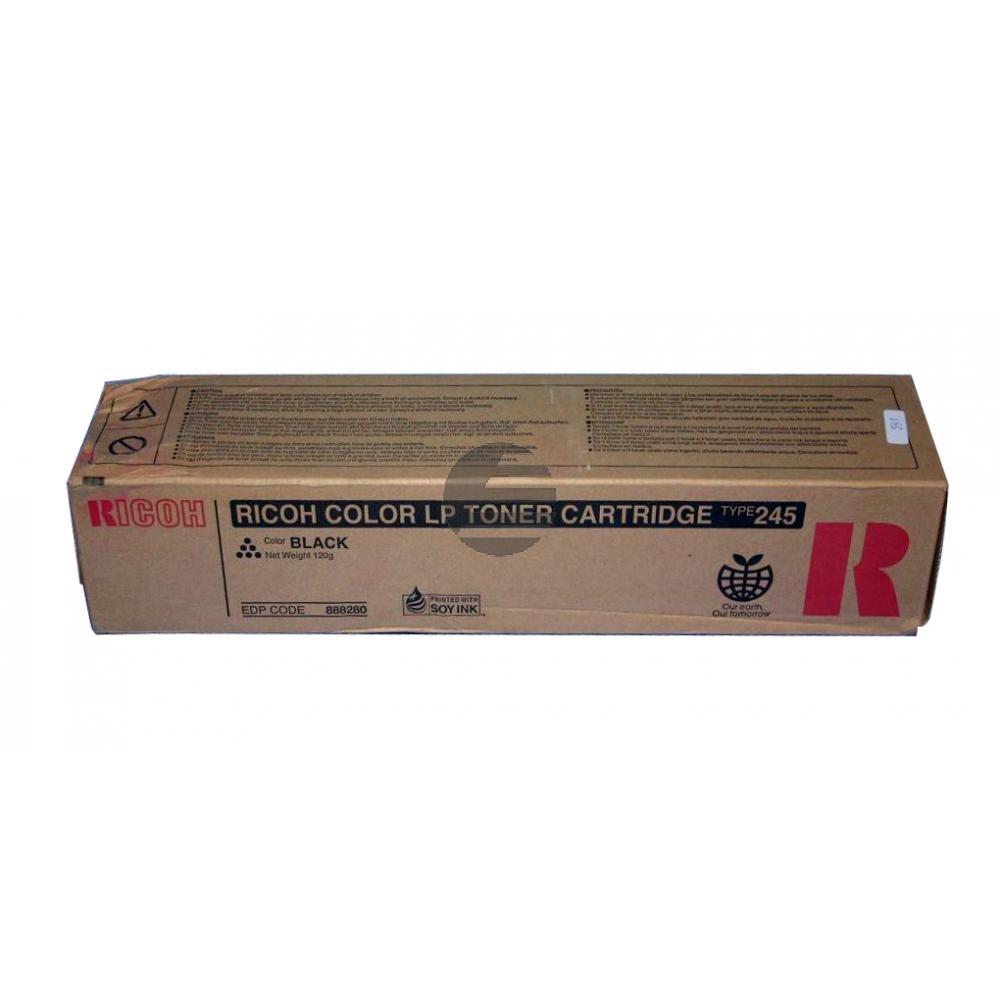Ricoh Toner-Kit schwarz (888280, TYPE-245(LY)) ersetzt 4800277 / TYPE-145