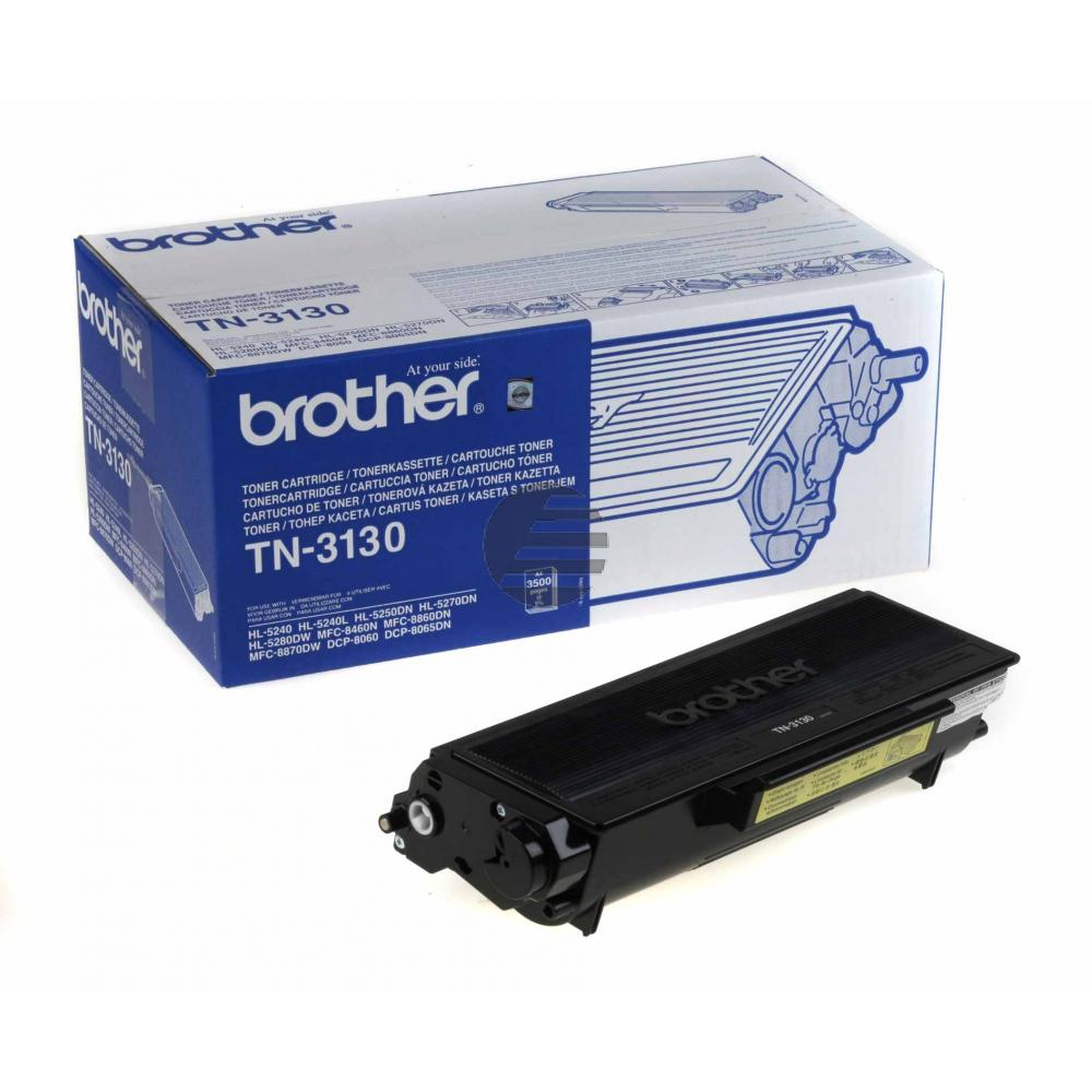 Brother Toner-Kit schwarz (TN-3130)