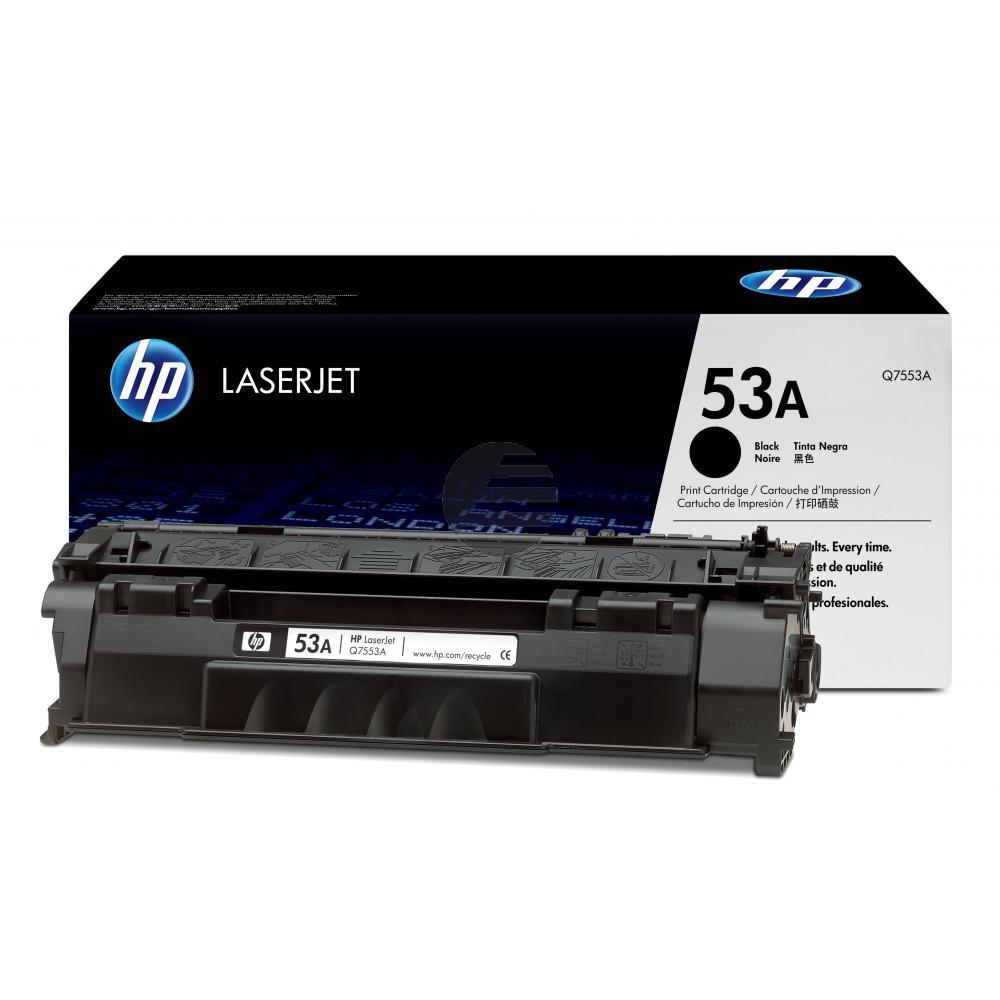 HP Toner-Kartusche schwarz (Q7553A, 53A)