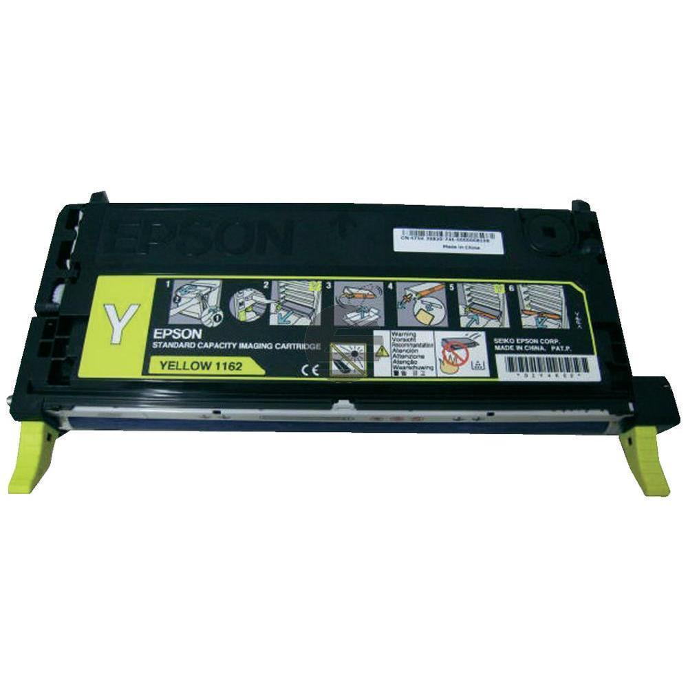 Epson Toner-Kit gelb (C13S051162, 1162)