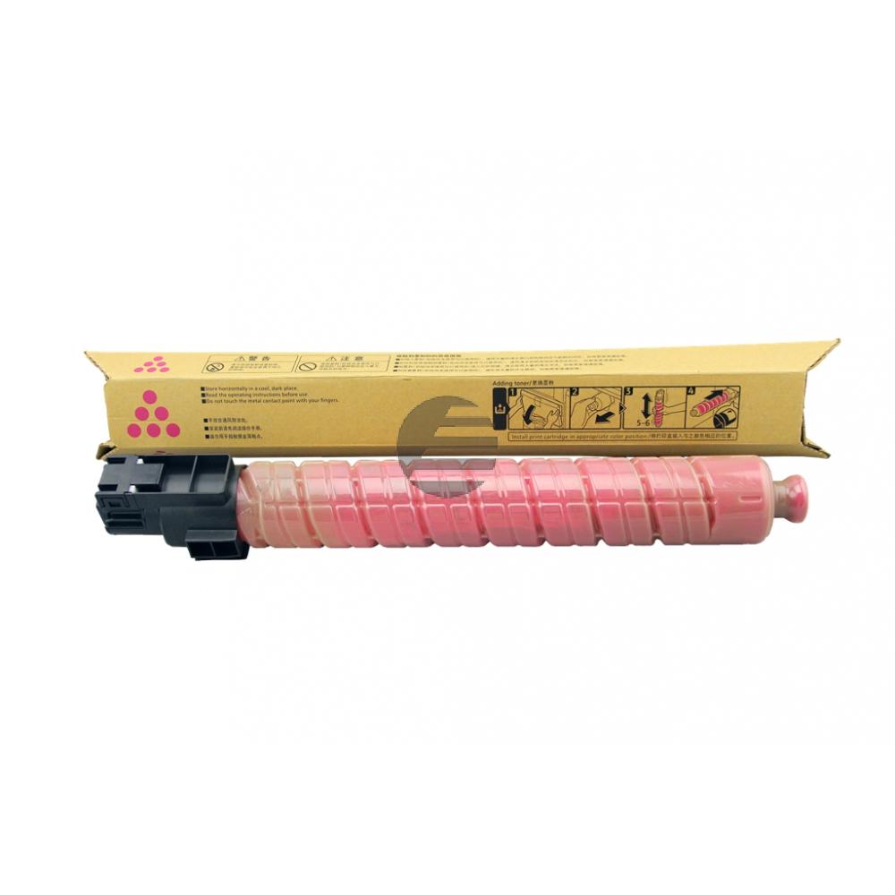 Ricoh Toner-Kit magenta (884948, TYPE-MPC3000E)
