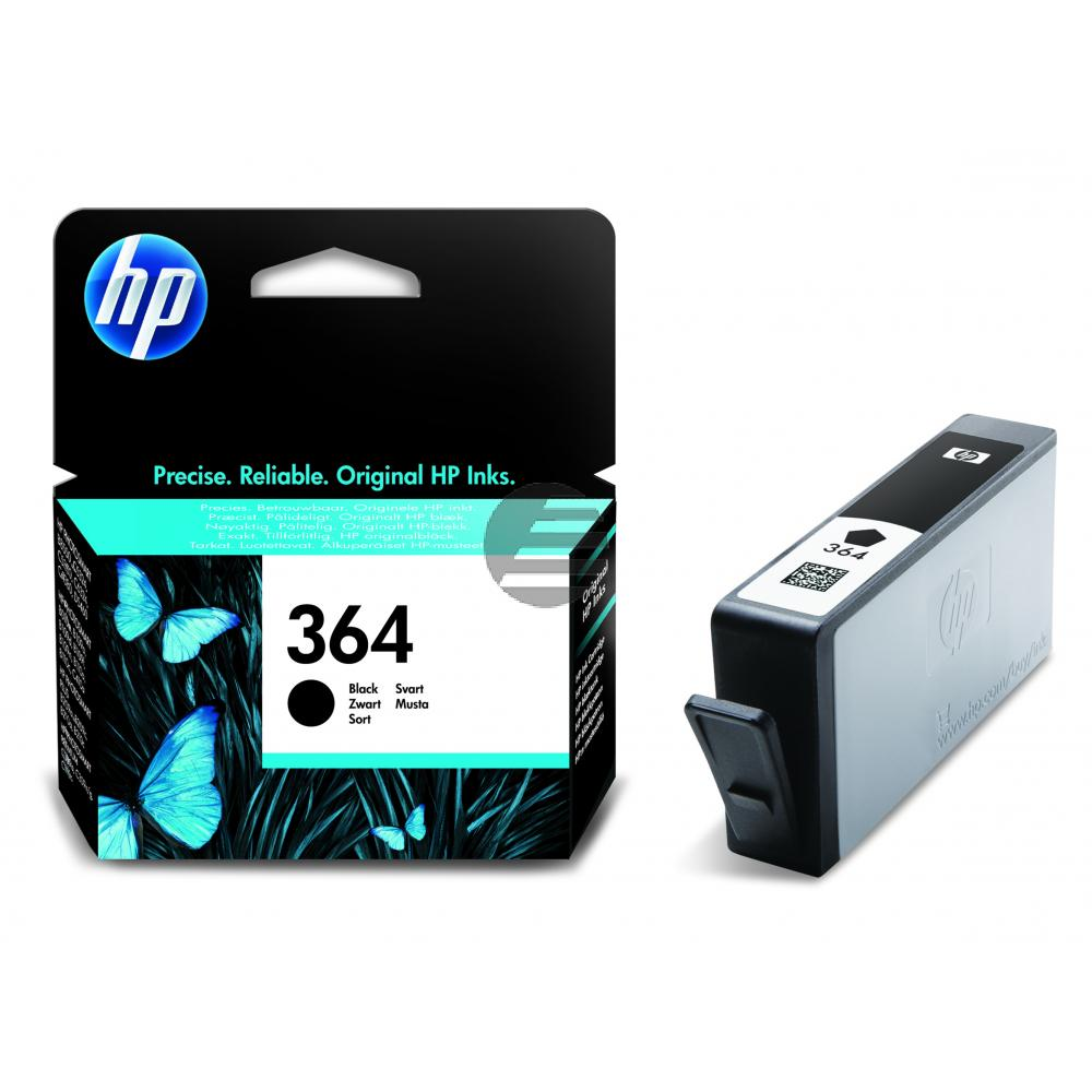 HP Tinte Photo-Tinte photo schwarz (CB317EE, 364)