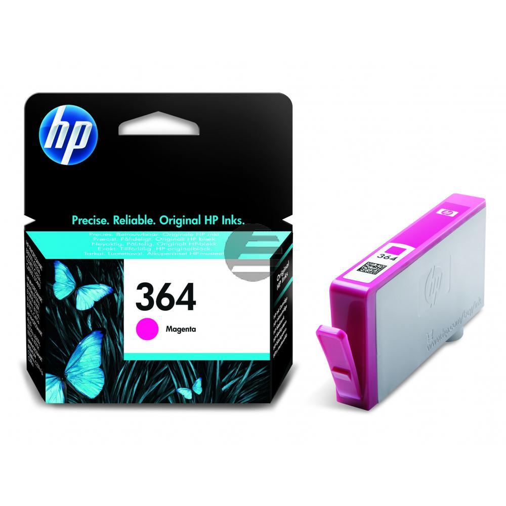 HP Tinte Magenta (CB319EE, 364)