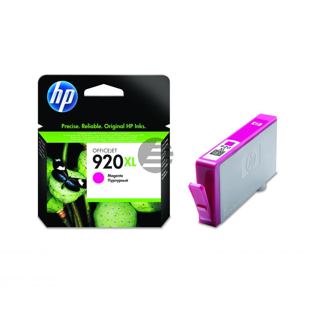 HP Tinte Magenta HC (CD973AE, 920XL)