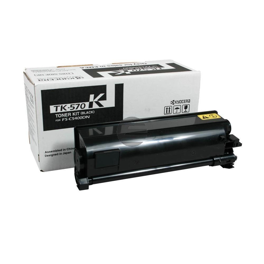 Kyocera Toner-Kit schwarz (1T02HG0EU0, TK-570K)