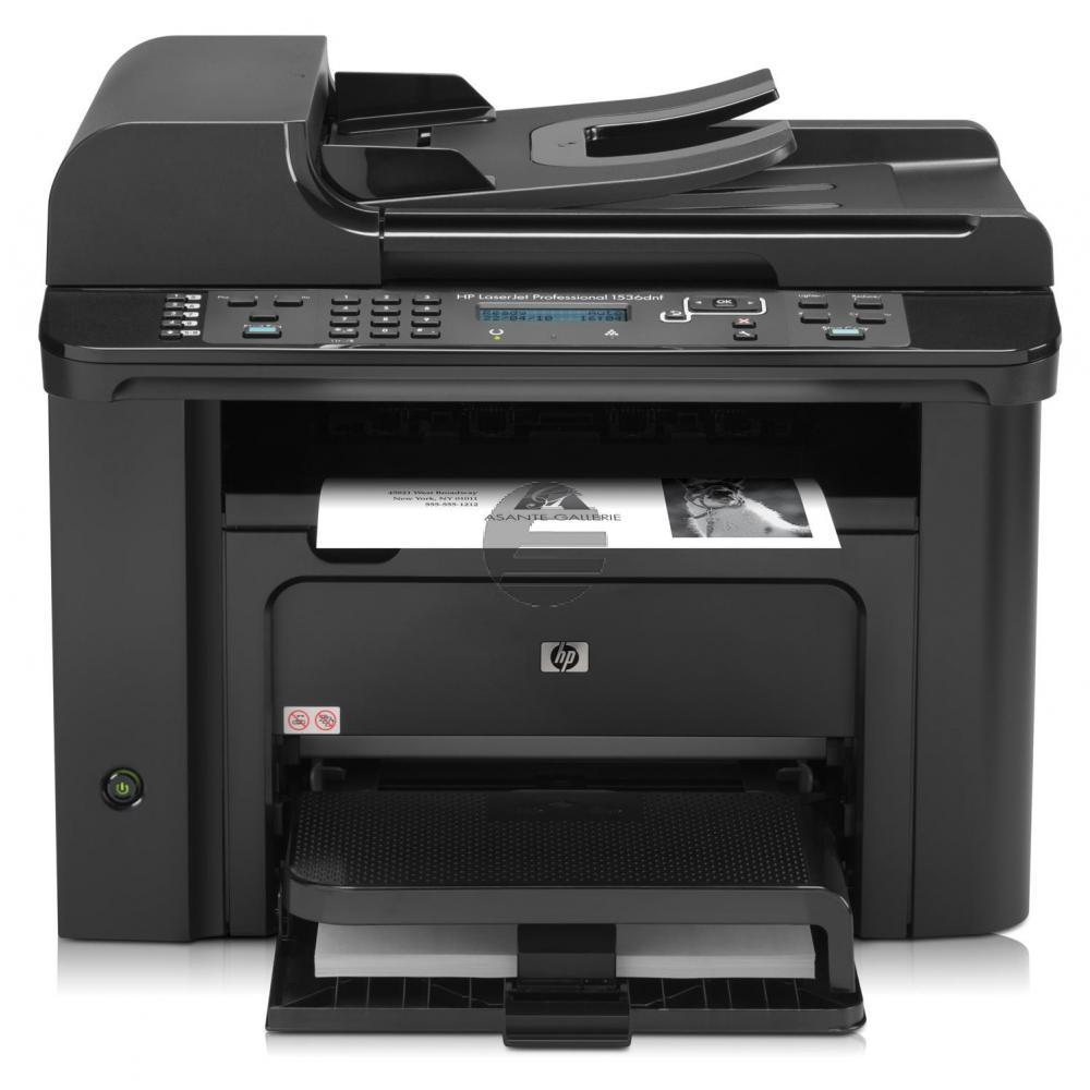 Hewlett Packard Laserjet Pro M 1536
