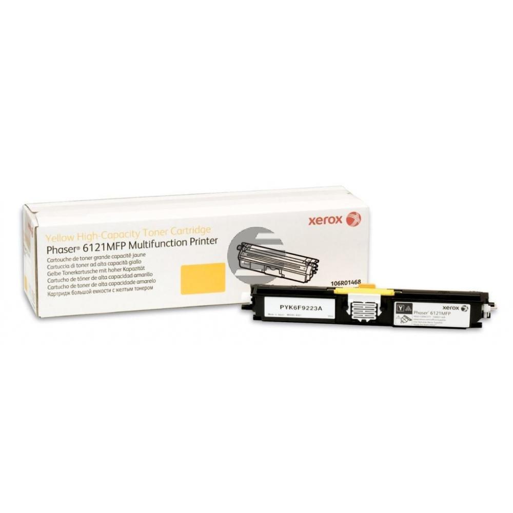 Xerox Toner-Kit gelb HC (106R01468)