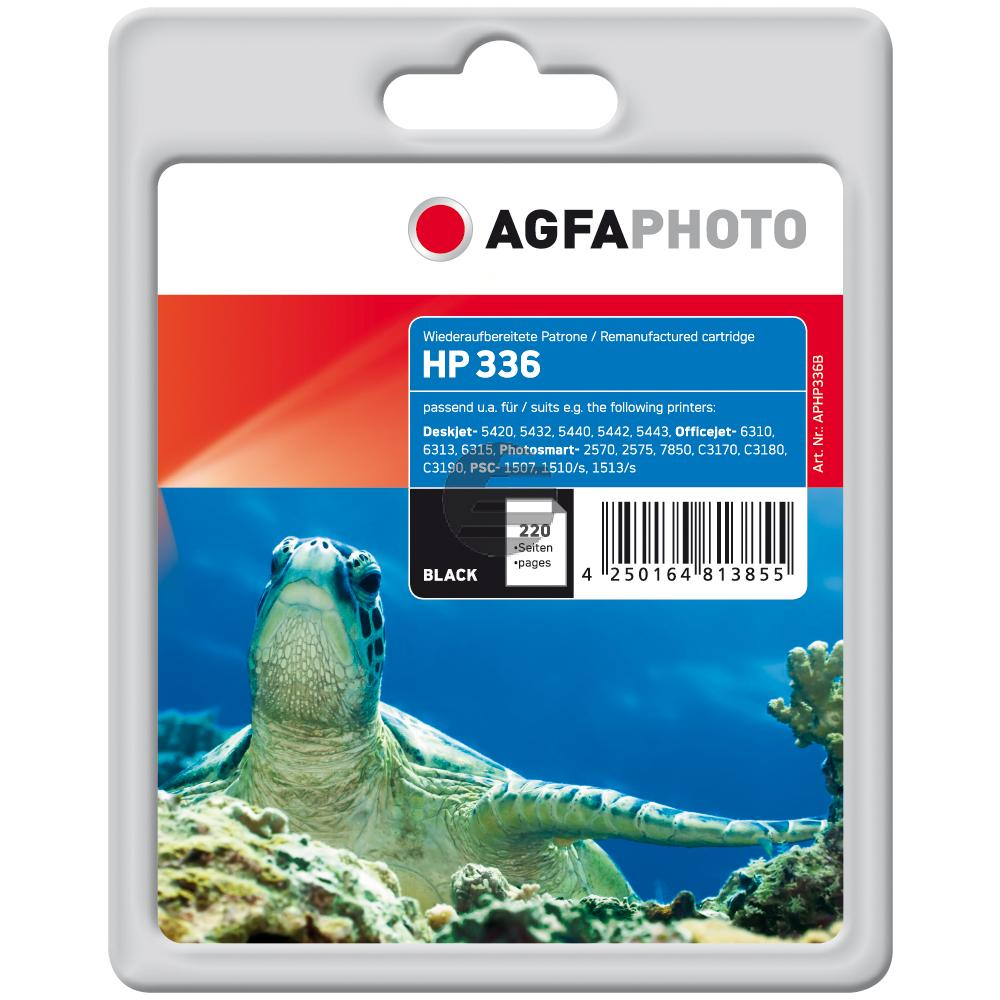 Agfaphoto Tintendruckkopf schwarz LC (APHP336B)