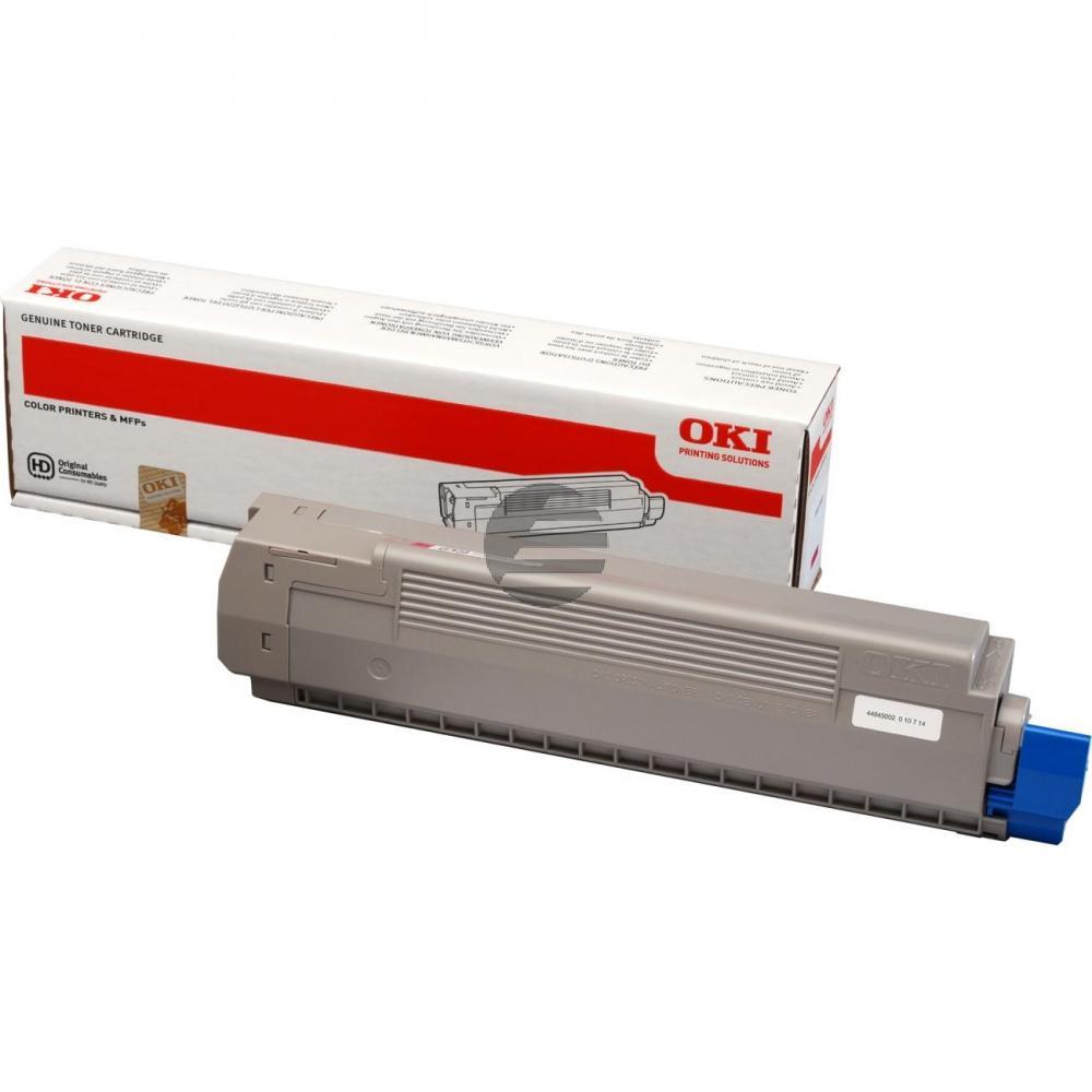 OKI Toner-Kit magenta (44643002)