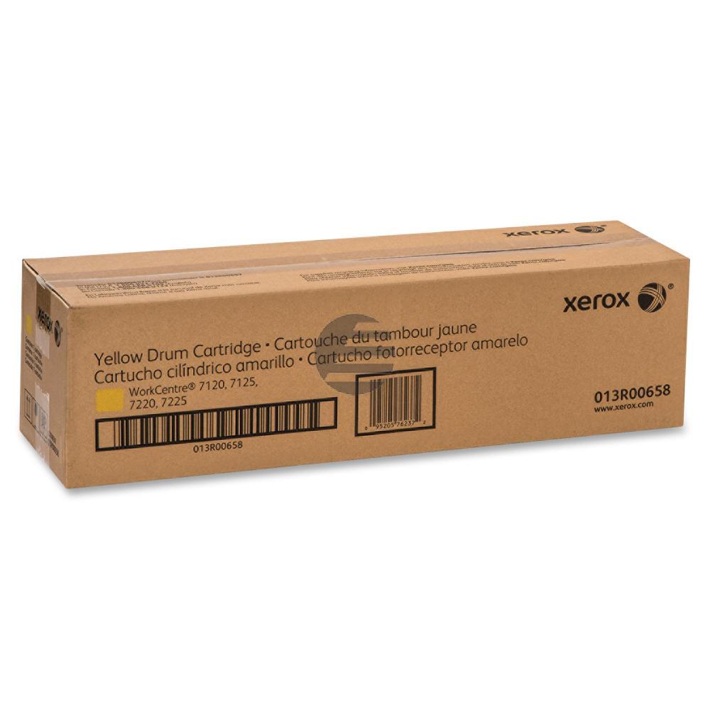 Xerox Fotoleitertrommel gelb (013R00658)
