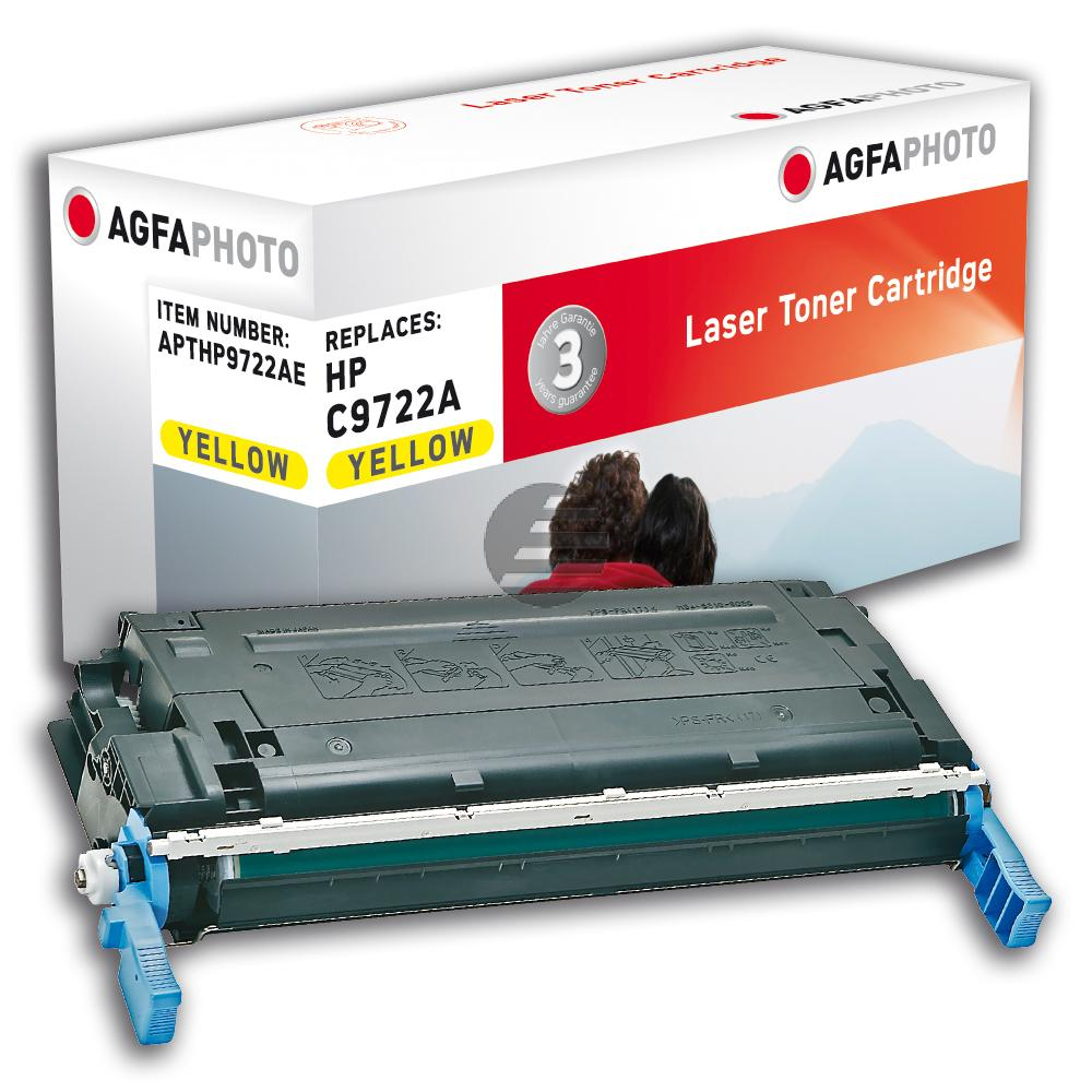 Agfaphoto Toner-Kartusche gelb (APTHP9722AE)