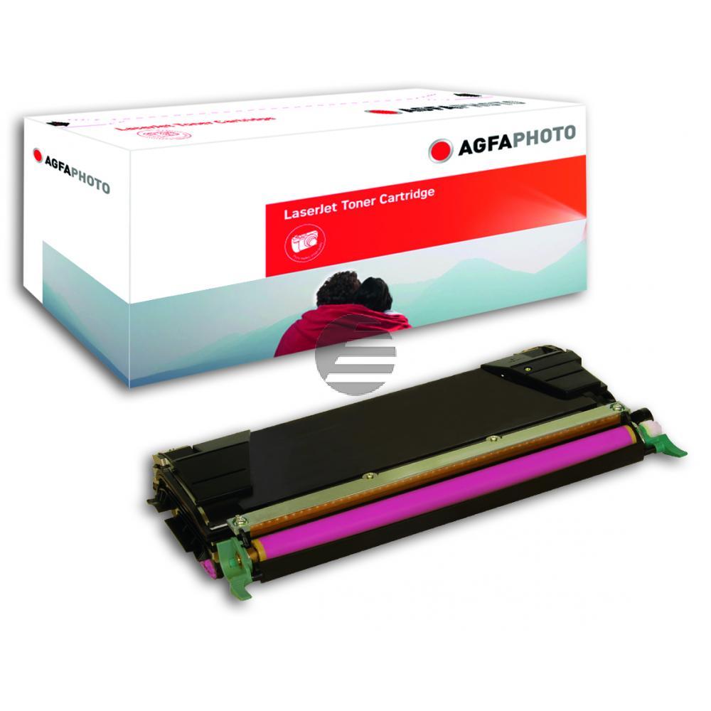 Agfaphoto Toner-Kartusche magenta (APTL5220ME) ersetzt C5222MS