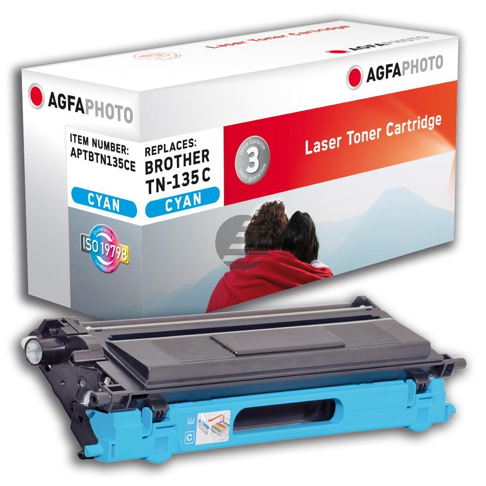 Agfaphoto Toner-Kit cyan HC (APTBTN135CE) ersetzt TN-135C