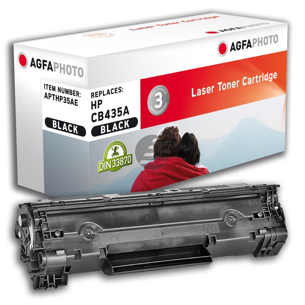 Agfaphoto Toner-Kartusche schwarz (APTHP35AE)