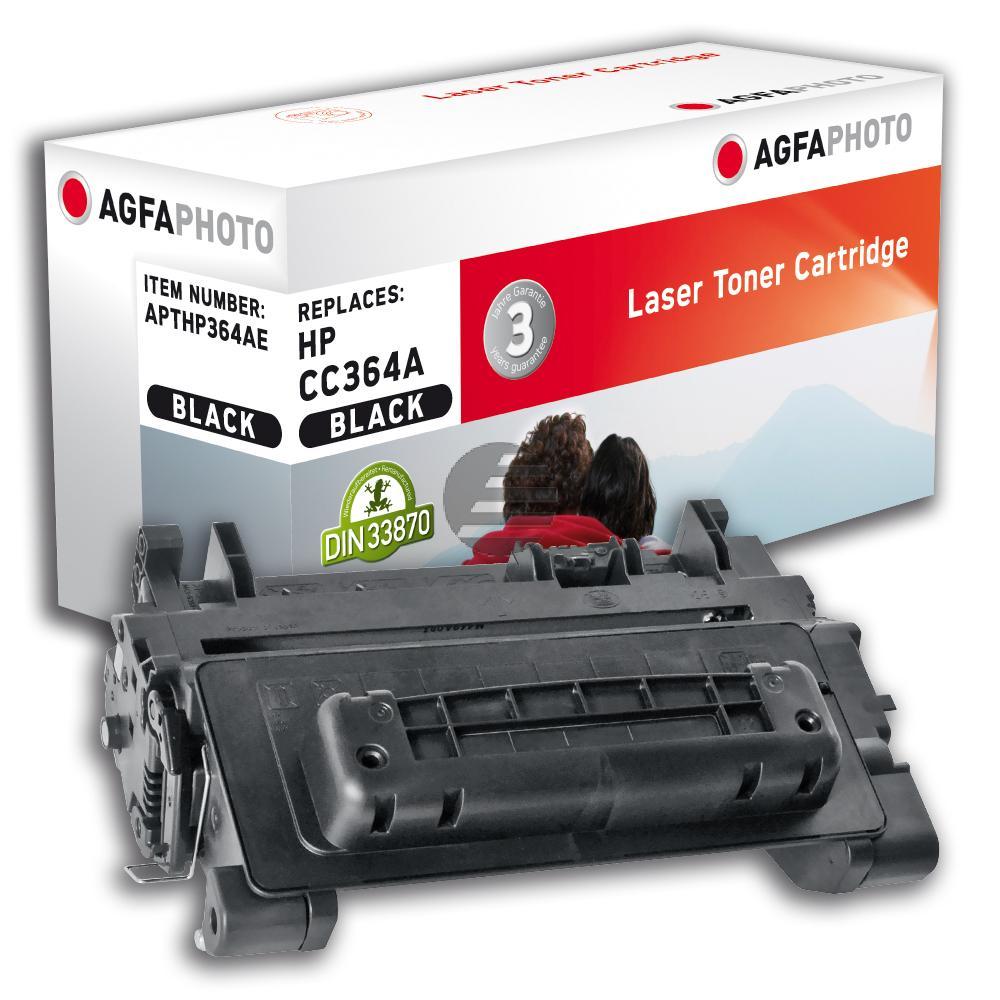 Agfaphoto Toner-Kartusche schwarz (APTHP364AE)