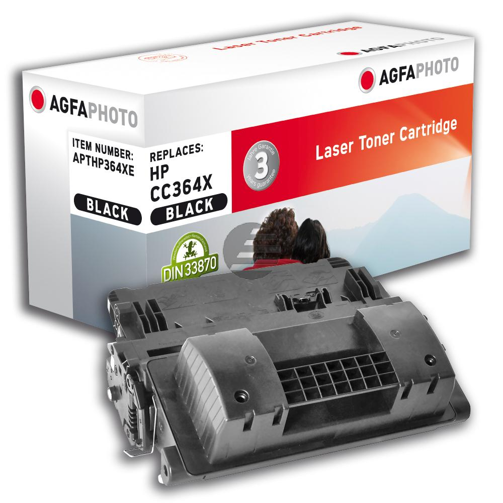 Agfaphoto Toner-Kartusche schwarz HC (APTHP364XE)