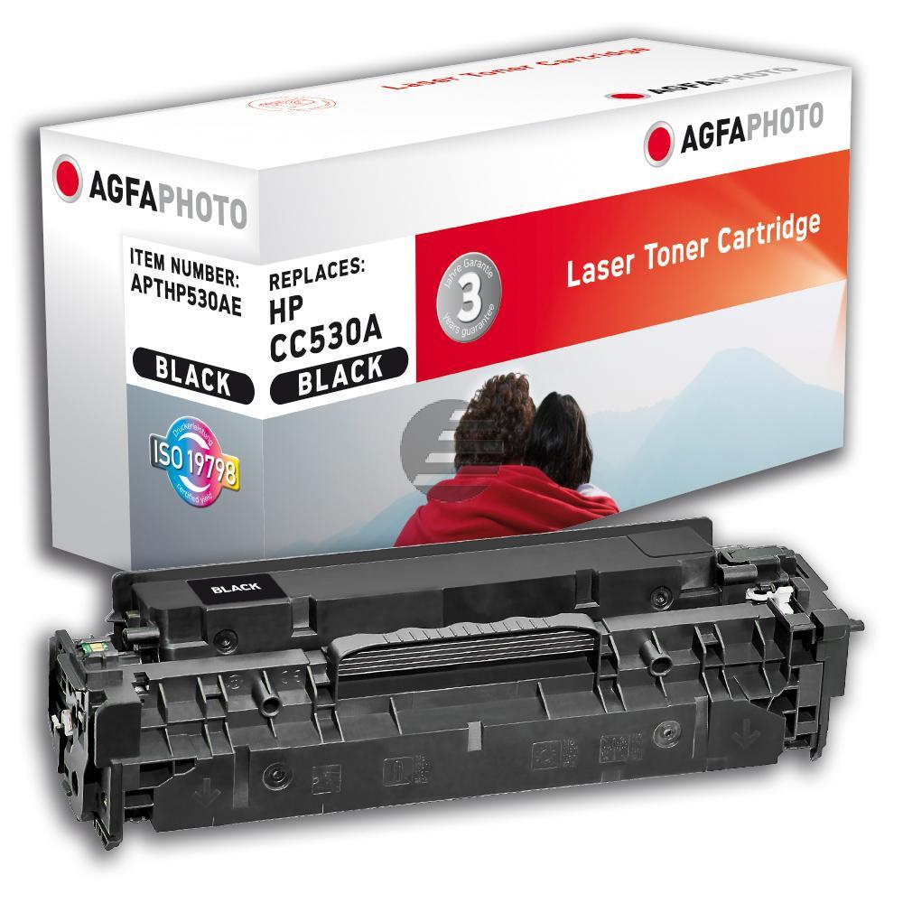 Agfaphoto Toner-Kartusche schwarz (APTHP530AE)