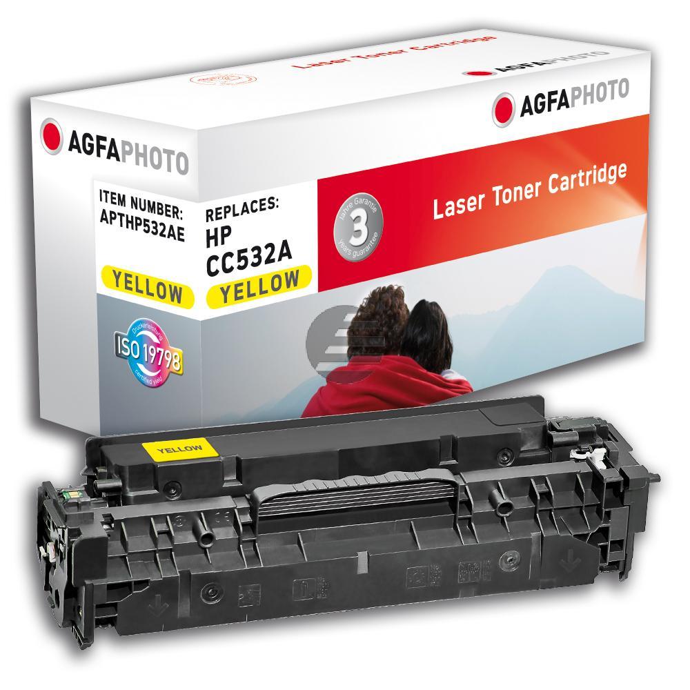 Agfaphoto Toner-Kartusche gelb (APTHP532AE)