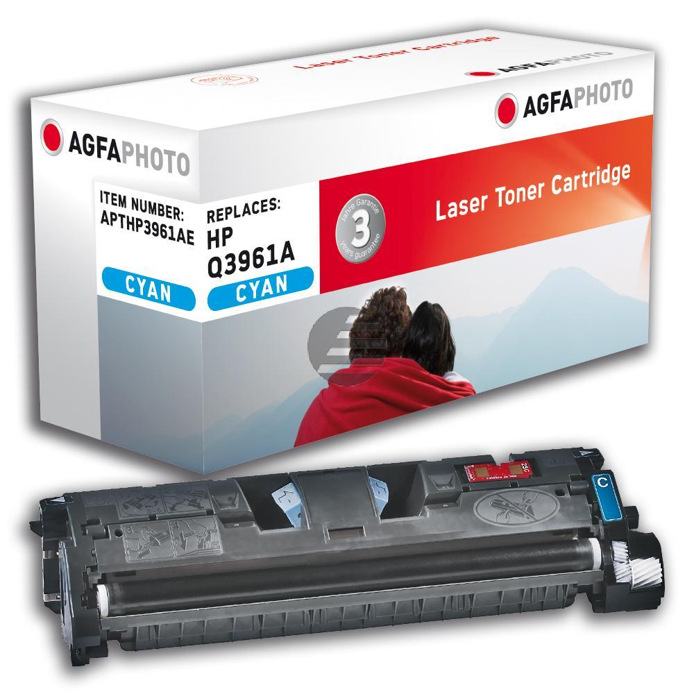 Agfaphoto Toner-Kartusche cyan HC (APTHP3961AE)