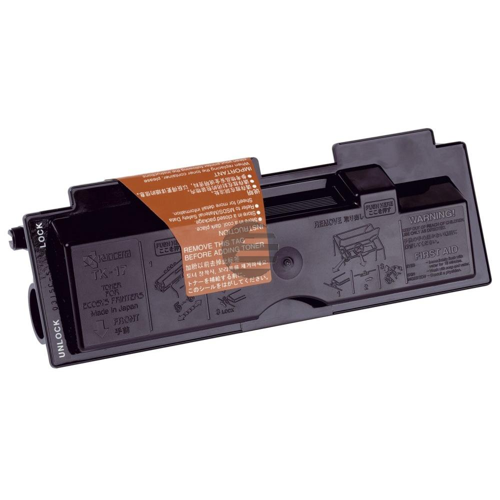 Kyocera Toner-Kit cyan (1T02KTCNL0, TK-580C)