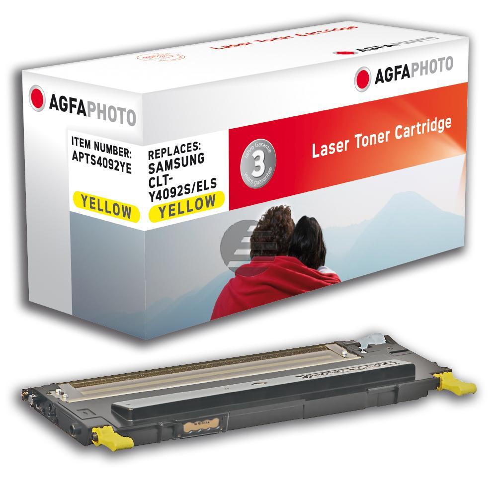 Agfaphoto Toner-Kartusche gelb (APTS4092YE)
