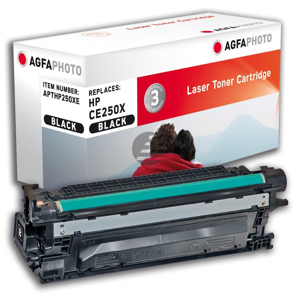 Agfaphoto Toner-Kartusche schwarz HC (APTHP250XE)