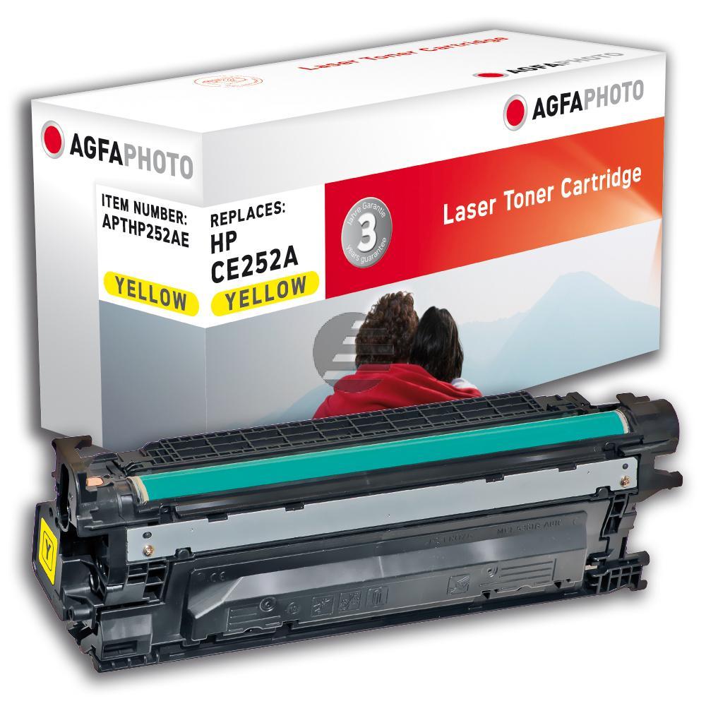 Agfaphoto Toner-Kartusche gelb (APTHP252AE)