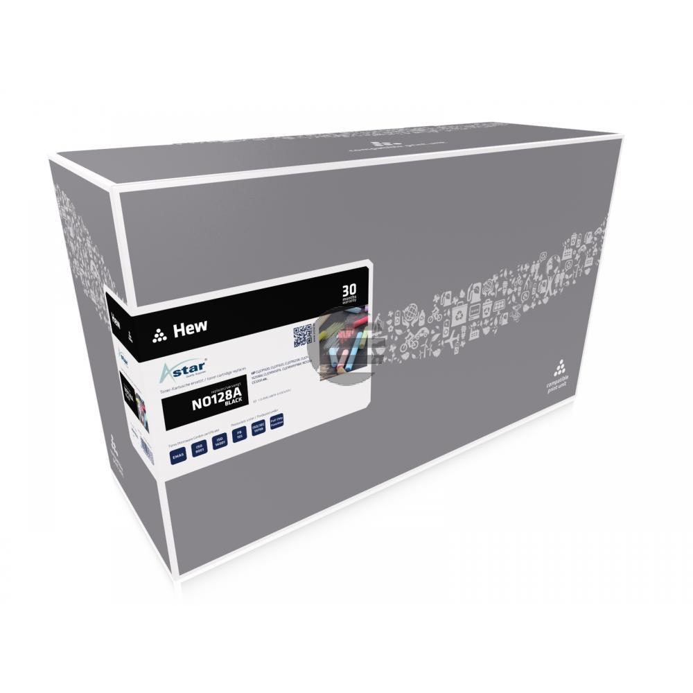 Astar Toner-Kartusche schwarz (AS11023) ersetzt CE320A / 128A