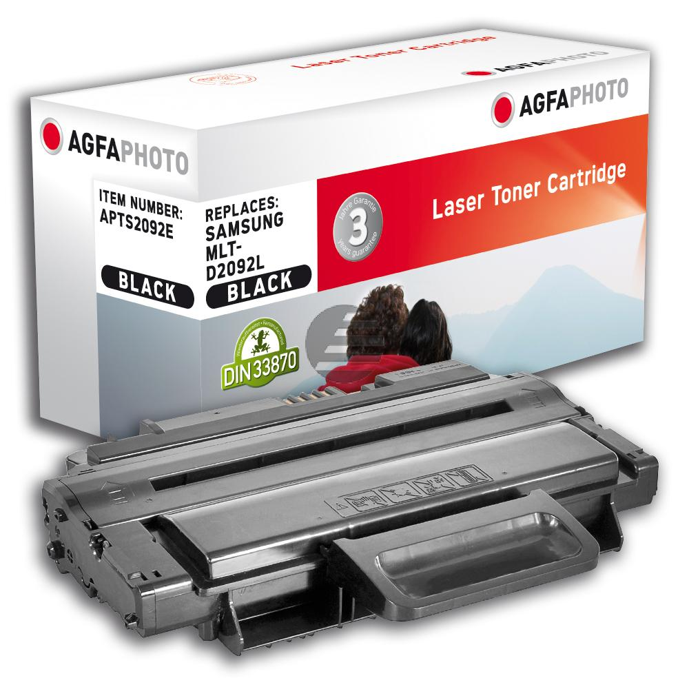 Agfaphoto Toner-Kartusche schwarz HC (APTS2092E) ersetzt MLT-D2092L / 2092L