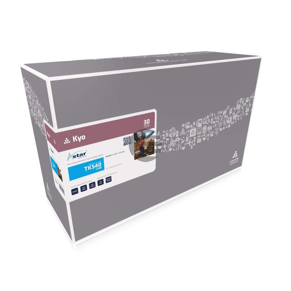 Astar Toner-Kit cyan (AS14540)
