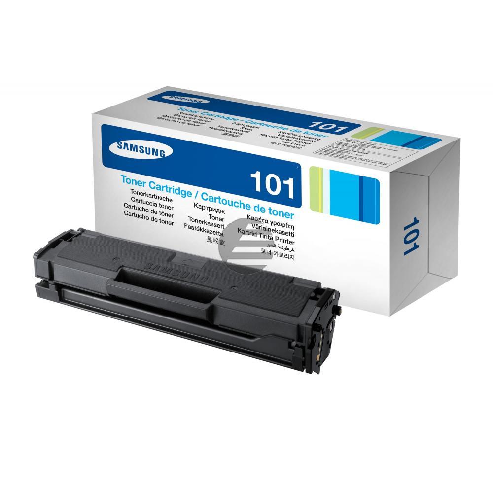 Samsung Toner-Kartusche schwarz (MLT-D101S, 101)