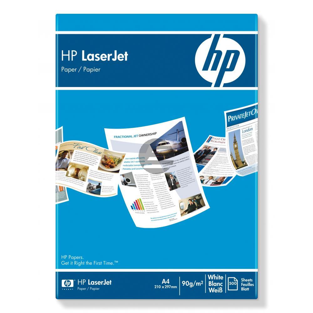 HP Papier weiß 500 Blatt DIN A4 90 g/m² (CHP310)