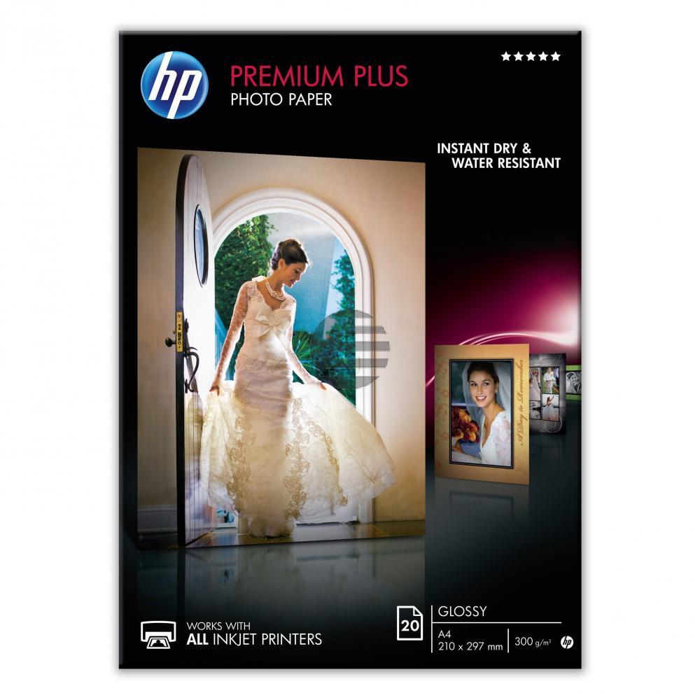 HP Papier 20 Seiten (CR672A)